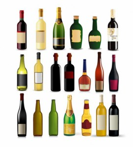 bottles-collection---set-of-different-drinks-and-bottles_53-16546